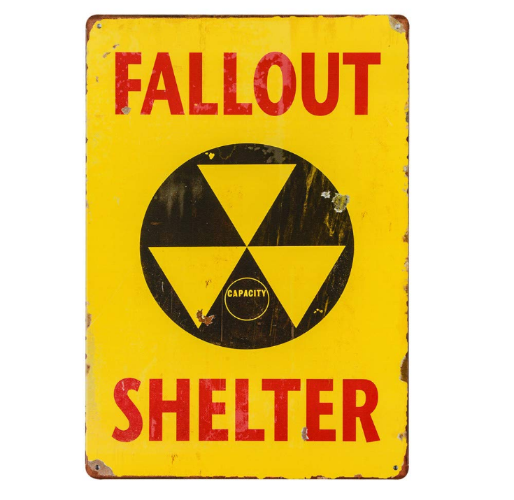 Fallout Sign