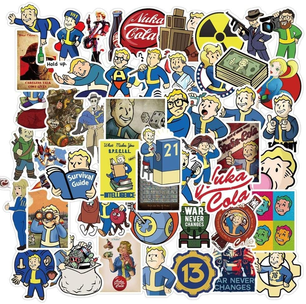 Fallout Stickers